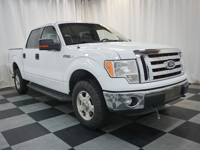 Pre-Owned 2011 Ford F-150 4WD SuperCrew 145 XLT