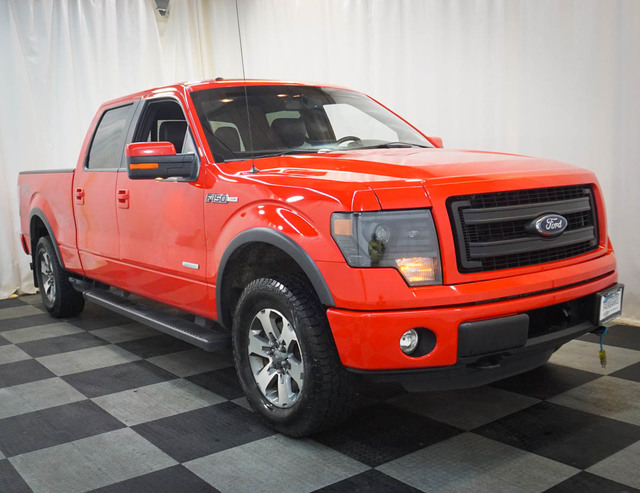 Pre-Owned 2013 Ford F-150 4WD SuperCrew 157 FX4