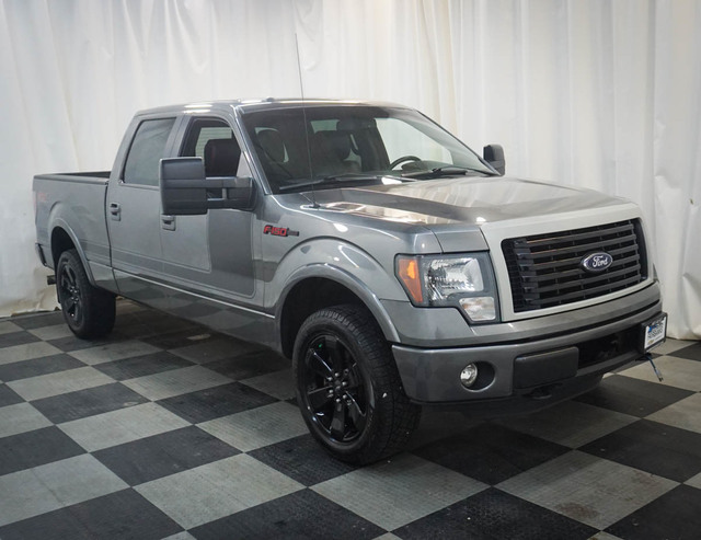 Pre-Owned 2012 Ford F-150 4WD SuperCrew 145 FX4