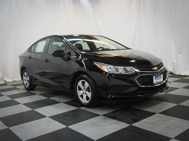 Certified Pre-Owned 2018 Chevrolet Cruze 4dr Sdn 1.4L LS w/1SB