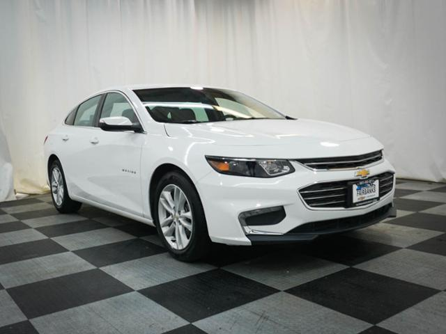 Certified Pre-Owned 2016 Chevrolet Malibu 4dr Sdn LT w/1LT