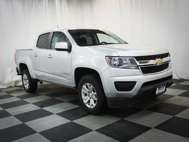 Pre-Owned 2018 Chevrolet Colorado 4WD Crew Cab 128.3 LT