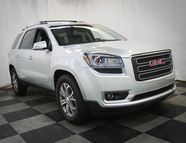 Certified Pre-Owned 2016 GMC Acadia FWD 4dr SLT w/SLT-2