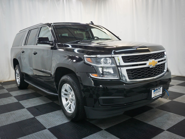 Certified Pre-Owned 2018 Chevrolet Suburban 4WD 4dr 1500 LT