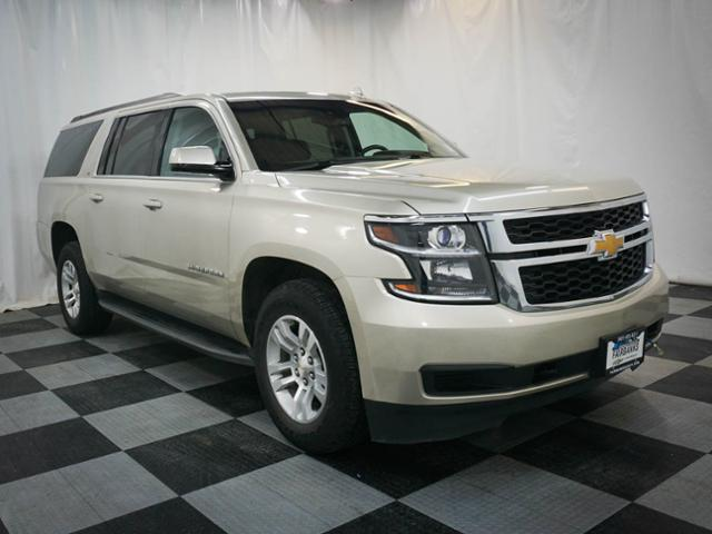 Certified Pre-Owned 2016 Chevrolet Suburban 4WD 4dr 1500 LT