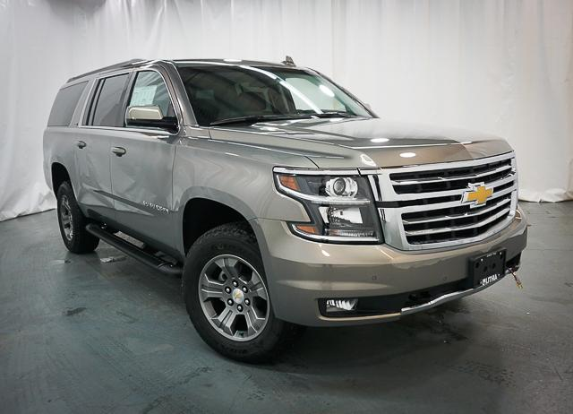 New 2018 Chevrolet Suburban 4wd 4dr 1500 Lt Sport Utility
