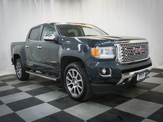 Certified Pre-Owned 2017 GMC Canyon 4WD Crew Cab 128.3 Denali