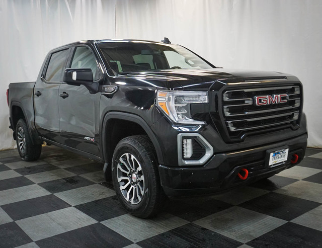 Certified Pre-Owned 2019 GMC Sierra 1500 4WD Crew Cab 147 AT4