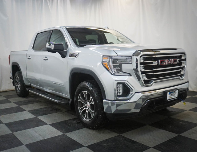 Certified Pre-Owned 2019 GMC Sierra 1500 4WD Crew Cab 147 SLT
