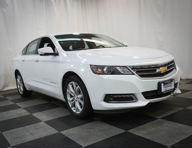 Certified Pre-Owned 2019 Chevrolet Impala 4dr Sdn LT w/1LT