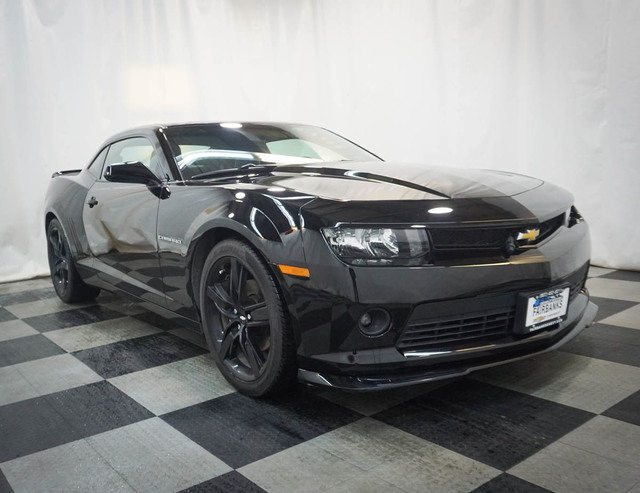 Pre-Owned 2015 Chevrolet Camaro 2dr Cpe LT w/2LT