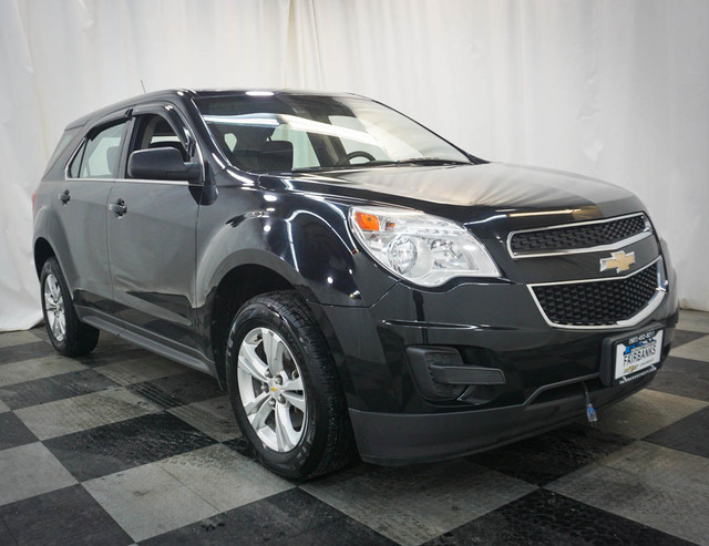 Pre-Owned 2012 Chevrolet Equinox AWD 4dr LS