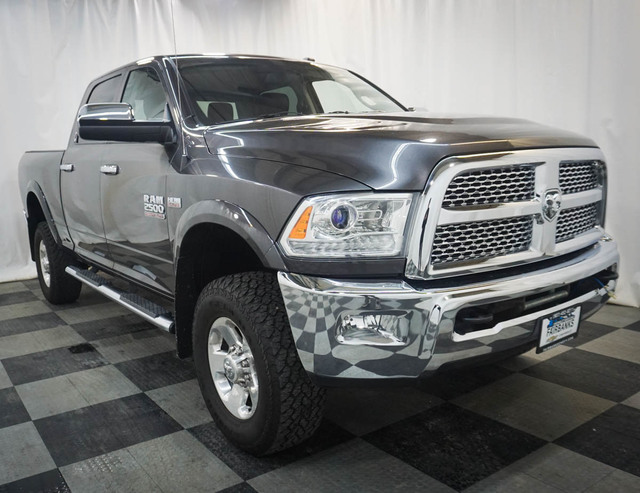 Pre-Owned 2015 Ram 2500 4WD Crew Cab 149 Laramie Power Wag