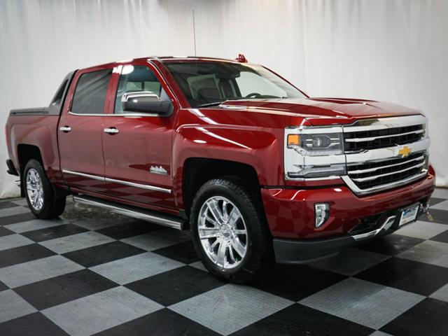 New 2018 Chevrolet Silverado 1500 4wd Crew Cab High Country
