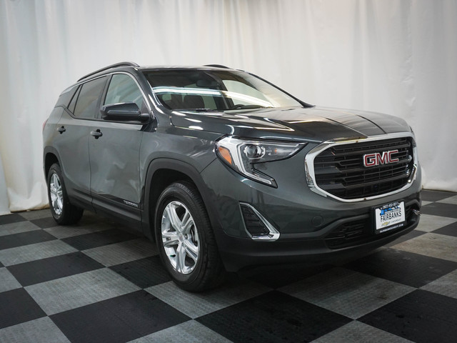 Certified Pre-Owned 2019 GMC Terrain AWD 4dr SLE