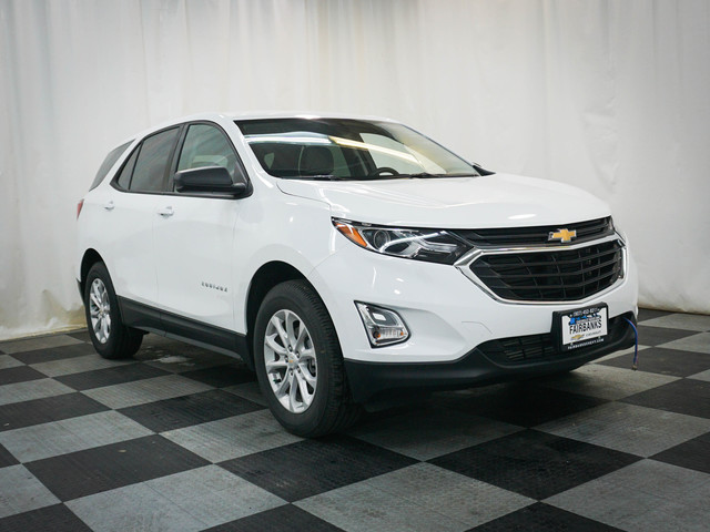 Pre-Owned 2019 Chevrolet Equinox AWD 4dr LS w/1LS