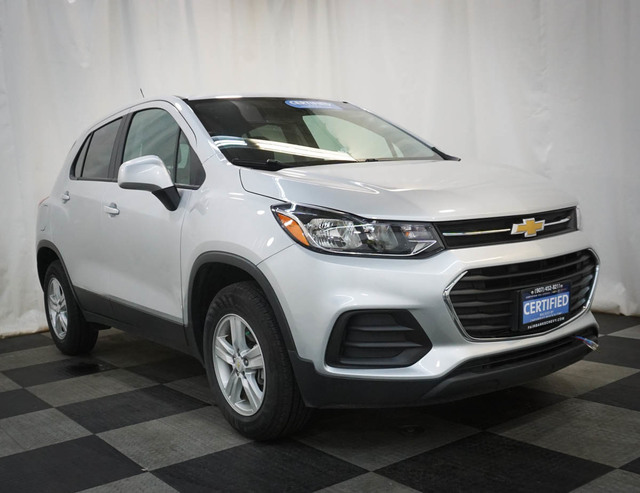 Pre-Owned 2020 Chevrolet Trax AWD 4dr LS