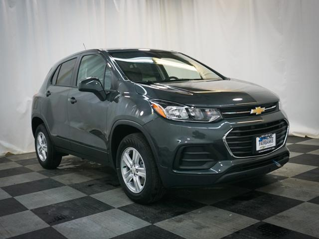 New 2019 Chevrolet Trax AWD 4dr LS