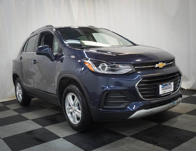 Certified Pre-Owned 2019 Chevrolet Trax AWD 4dr LT