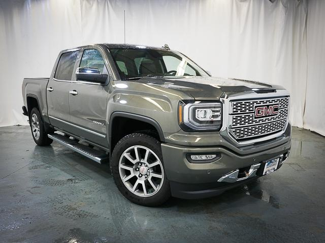 New 2018 Gmc Sierra 1500 4wd Crew Cab Denali Short Bed In Fairbanks