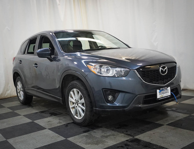 Pre-Owned 2013 Mazda CX-5 AWD 4dr Auto Touring