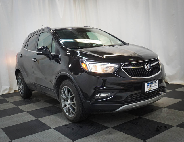 Certified Pre-Owned 2019 Buick Encore AWD 4dr Sport Touring