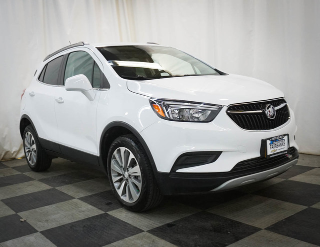 Certified Pre-Owned 2020 Buick Encore AWD 4dr Preferred