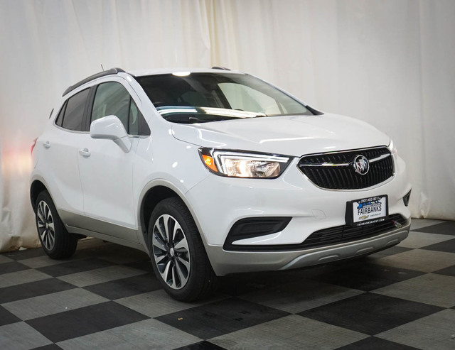 New 2021 Buick Encore AWD 4dr Preferred