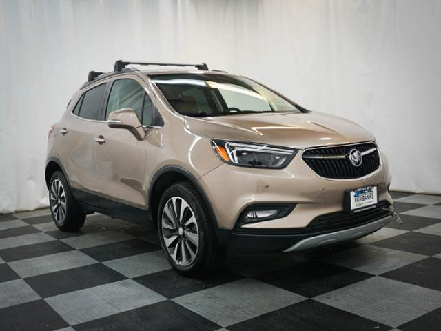 Certified Pre-Owned 2018 Buick Encore AWD 4dr Premium