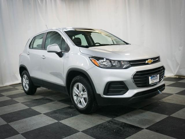 Certified Pre-Owned 2017 Chevrolet Trax AWD 4dr LS