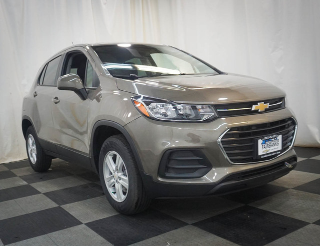 New 2020 Chevrolet Trax AWD 4dr LS