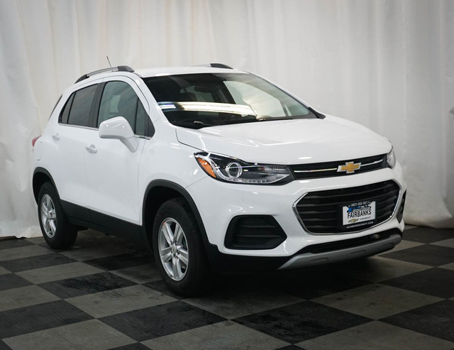 New 2020 Chevrolet Trax AWD 4dr LT