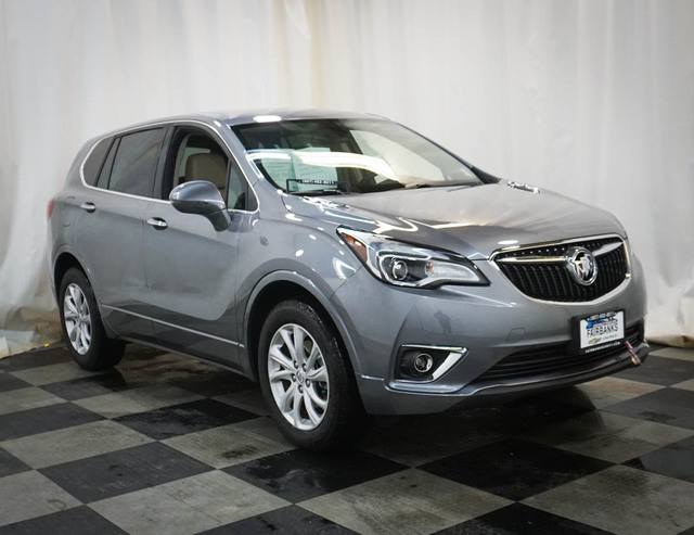 Pre-Owned 2019 Buick Envision AWD 4dr Preferred