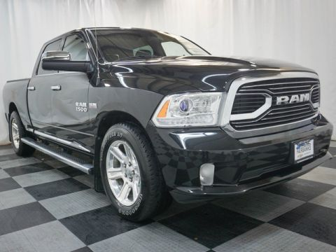 Pre-Owned 2016 Ram 1500 4WD Crew Cab 149 Longhorn Limited