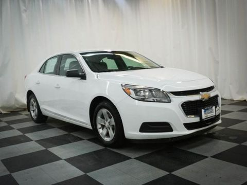 Certified Pre-Owned 2016 Chevrolet Malibu 4dr Sdn LS w/1LS