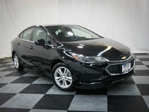New 2018 Chevrolet Cruze 4dr Sdn 1.4l Lt W/1sd
