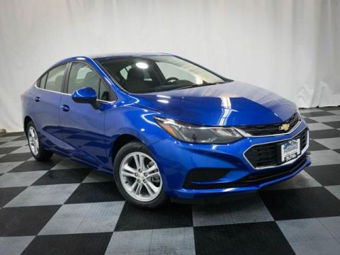 New 2018 Chevrolet Cruze 4dr Sdn 1.4L LT w/1SD FWD 4dr Car