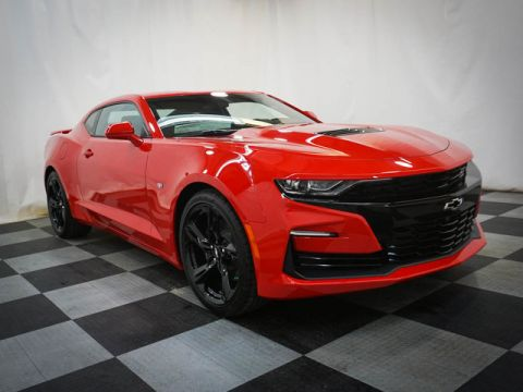 New 2019 Chevrolet Camaro 2dr Cpe 1SS