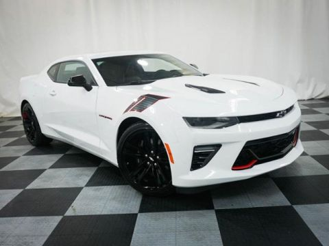 New 2018 Chevrolet Camaro 2dr Cpe SS w/2SS RWD 2dr Car