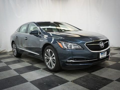 New 2019 Buick LaCrosse 4dr Sdn Essence AWD