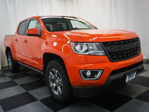 New 2019 Chevrolet Colorado 4WD Crew Cab 128.3 Z71