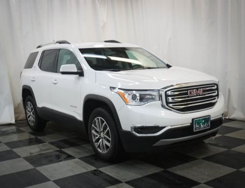 Pre-Owned 2019 GMC Acadia FWD 4dr SLE w/SLE-2