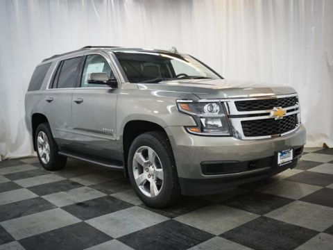 New 2019 Chevrolet Tahoe 4WD 4dr LS