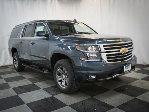 New 2019 Chevrolet Suburban 4WD 4dr 1500 LT
