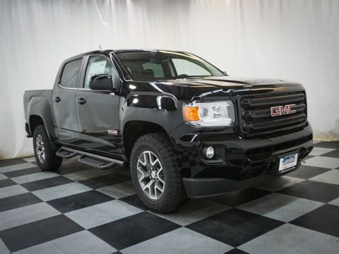 New 2019 GMC Canyon 4WD Crew Cab 128.3 All Terrain w/C