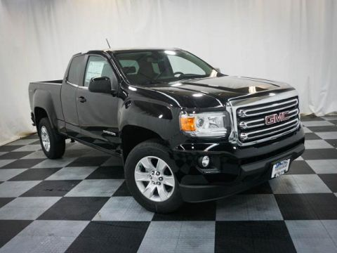 New 2018 GMC Canyon 4WD Ext Cab 128.3 SLE