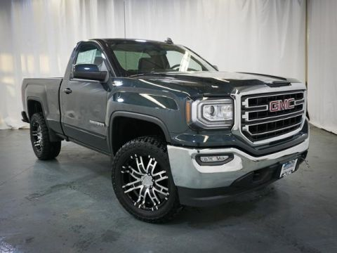 New 2017 Gmc Sierra 1500 4wd Regular Cab Sle