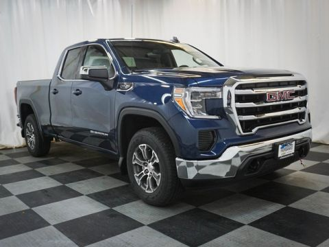 New 2019 GMC Sierra 1500 4WD Double Cab 147 SLE