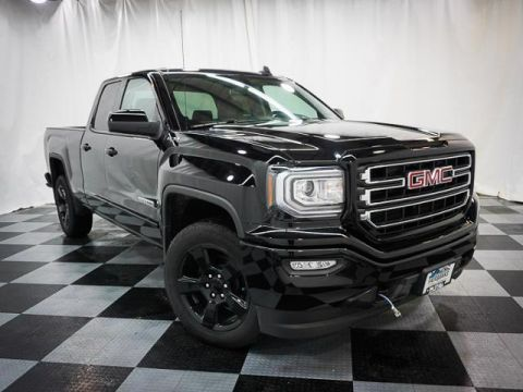 New 2017 GMC SIERRA 1500 4WD DOUBLE CAB 143.5