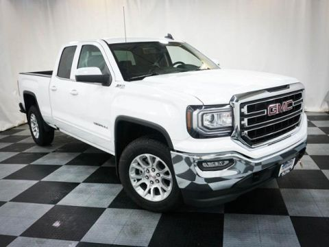 New 2018 Gmc Sierra 1500 4wd Double Cab 143.5 Sle
